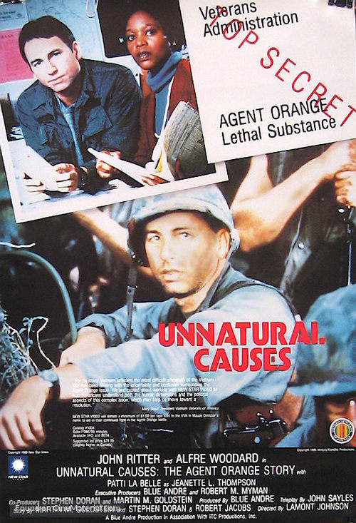 Unnatural Causes - Movie Poster