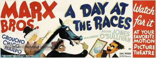A Day at the Races - Movie Poster