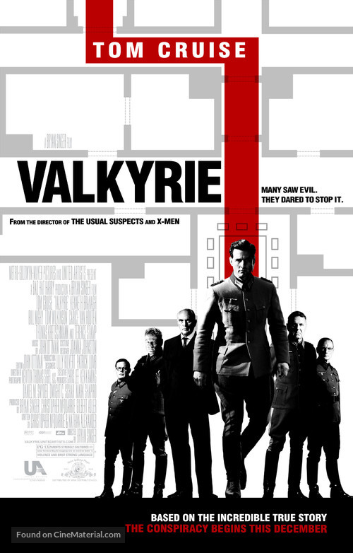 Valkyrie - Movie Poster