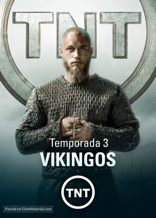 """Vikings"" - Spanish Movie Poster"