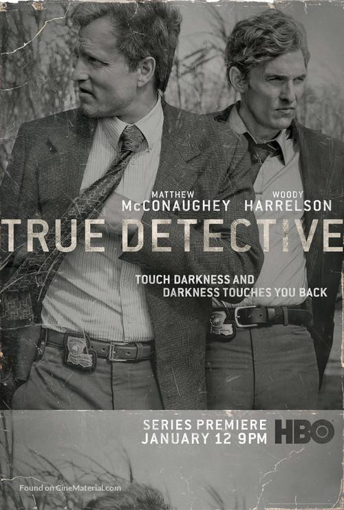 """True Detective"" - Movie Poster"