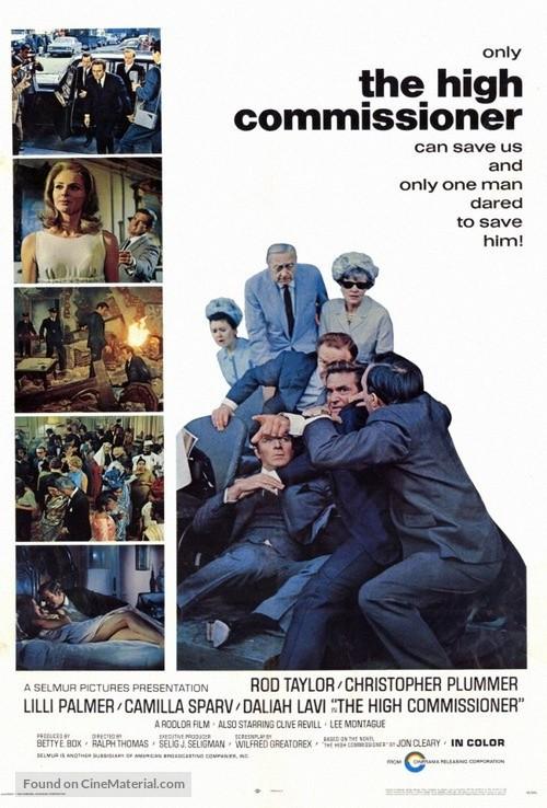 Nobody Runs Forever - Movie Poster