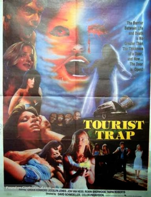 Tourist Trap - Pakistani Movie Poster