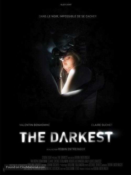 The Darkest - French Movie Poster