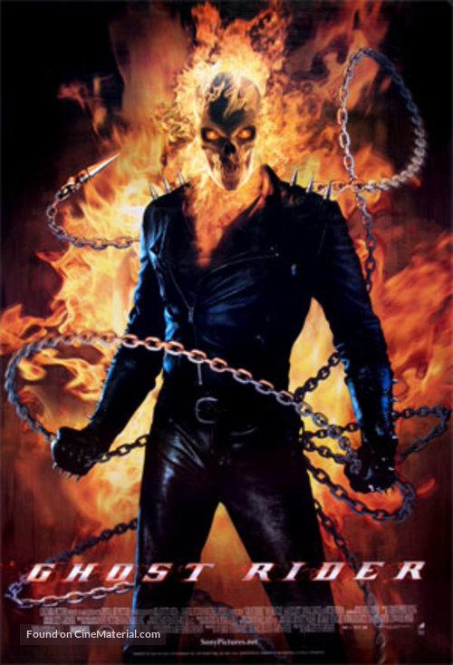 Ghost Rider (2007) movie poster