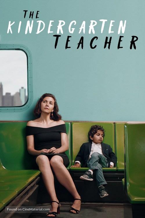 The Kindergarten Teacher - Video on demand cover