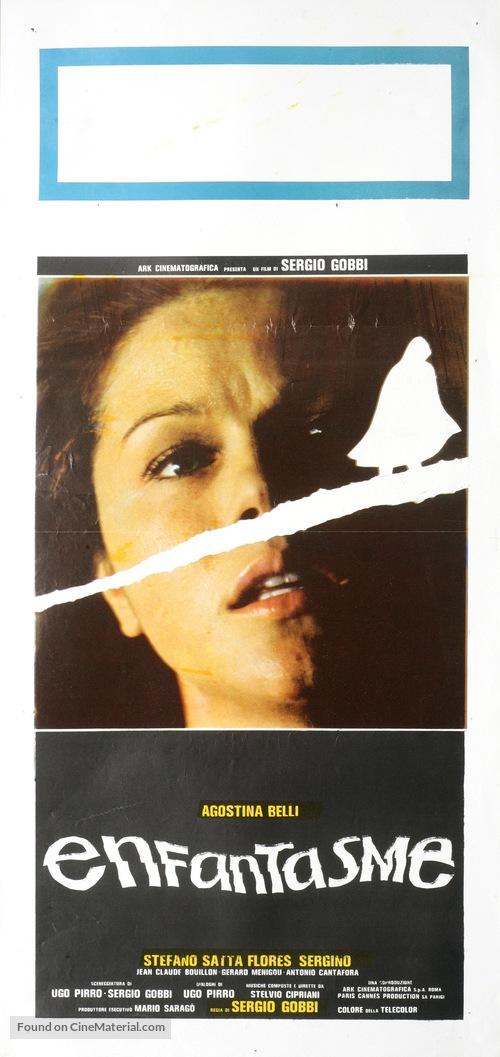 L'enfant de nuit - Italian Movie Poster