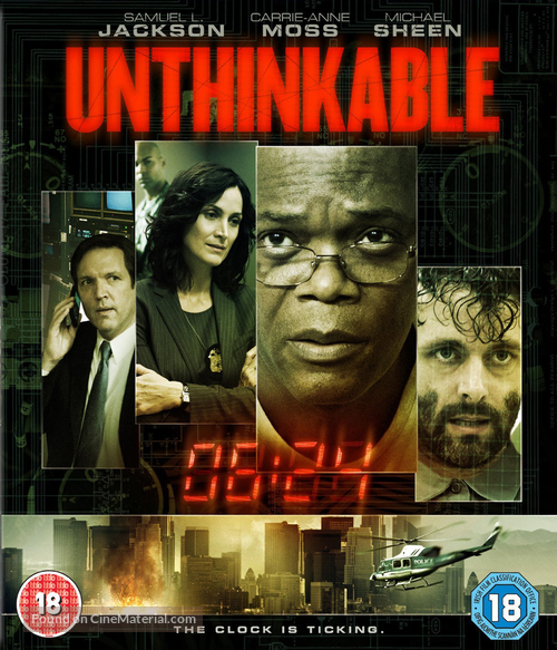 Unthinkable - British Movie Cover
