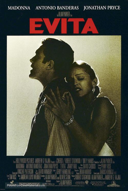 Evita - Movie Poster