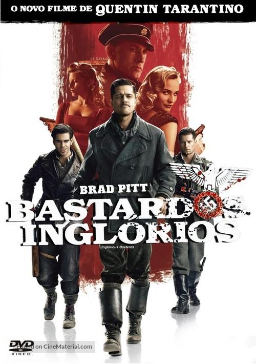 Inglourious Basterds - Brazilian Movie Cover