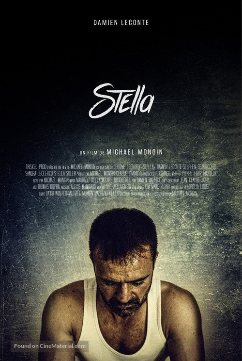 Stella - French Movie Poster