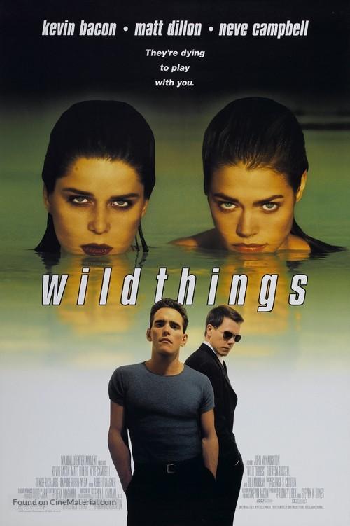 Wild Things - Movie Poster