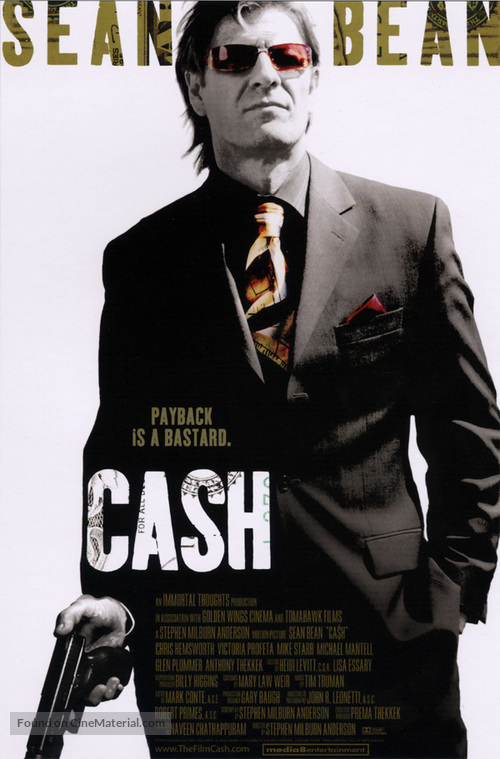 Ca$h - Movie Poster