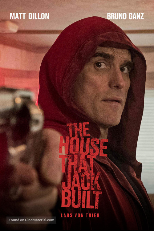 The House That Jack Built - Movie Cover