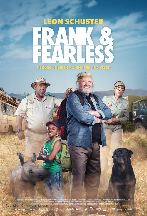 Frank & Fearless - South African Movie Poster