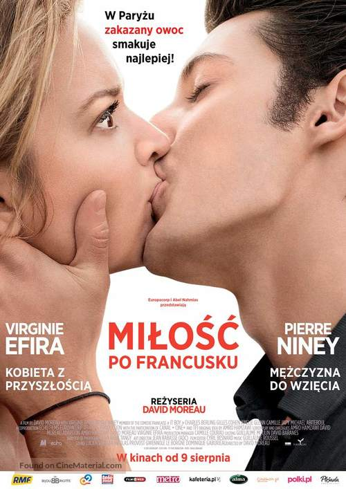 20 ans d'écart - Polish Movie Poster