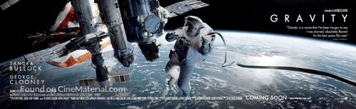 Gravity - Movie Poster
