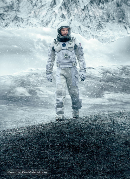 Interstellar - Key art