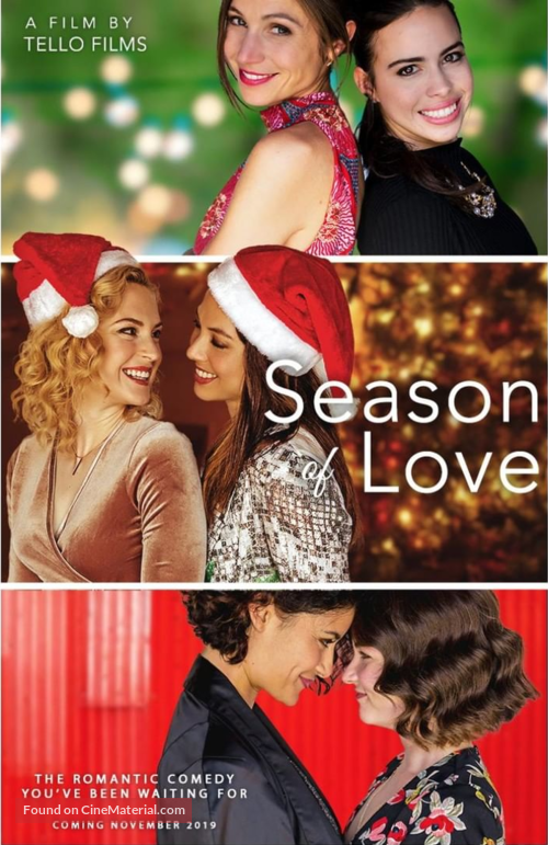 Season of Love - Movie Poster