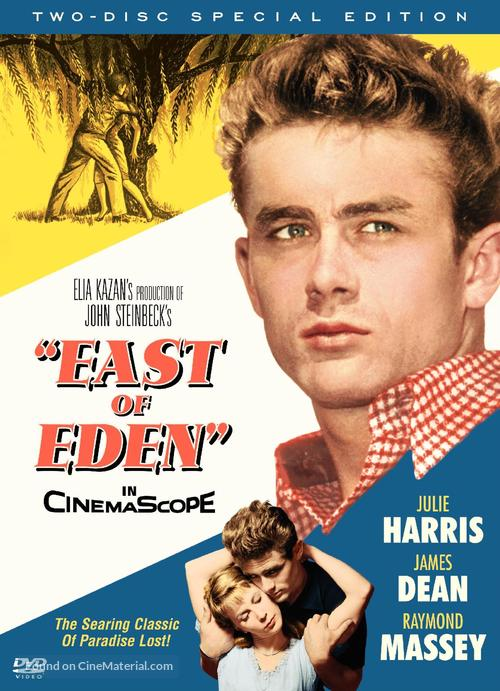 East of Eden - DVD cover