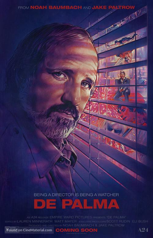 De Palma - Movie Poster
