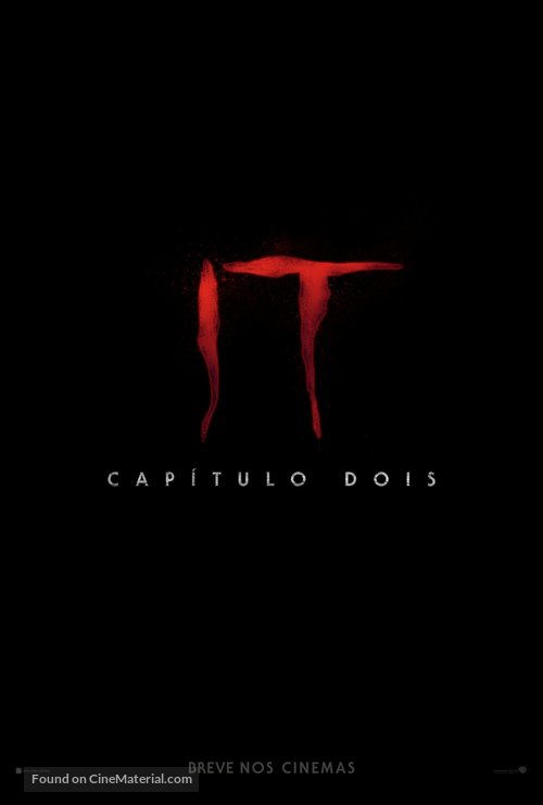 It: Chapter Two - Brazilian Movie Poster