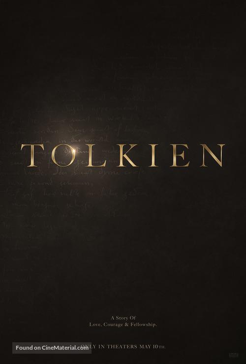 Tolkien - Movie Poster