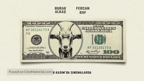 Çift'lik Bank: Tosun Firarda - Turkish Movie Poster