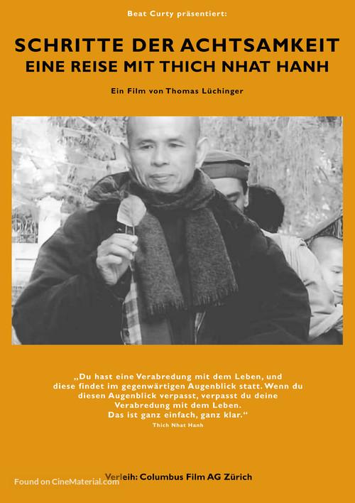 Schritte der Achtsamkeit - Swiss Movie Poster