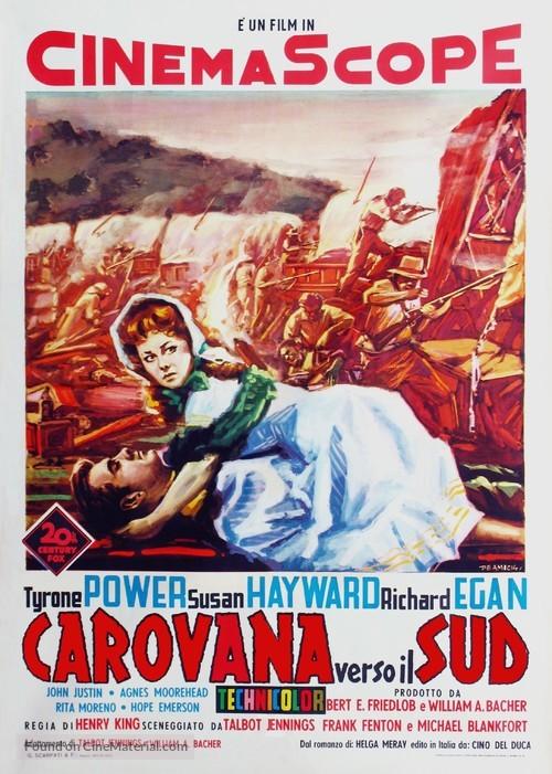 Untamed - Italian Movie Poster