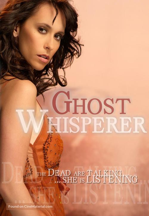 """""""Ghost Whisperer"""" - Movie Poster"""