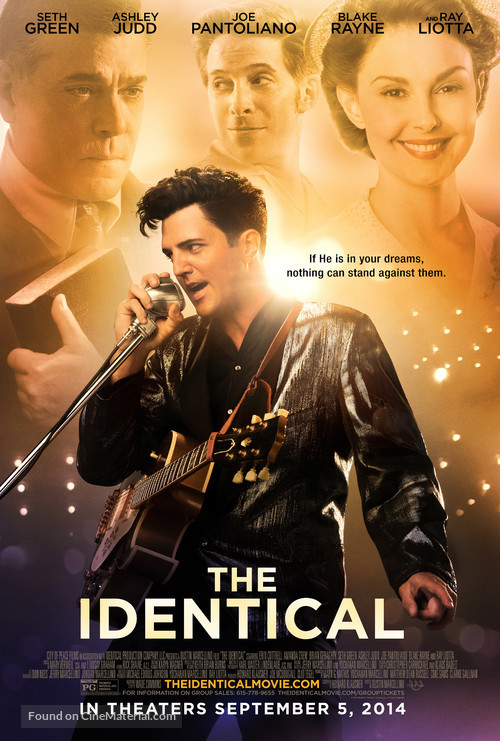 The Identical - Movie Poster