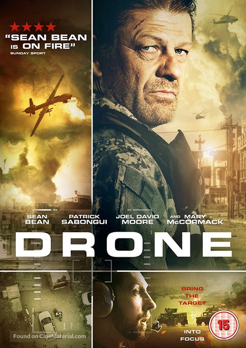 Drone - British Movie Cover