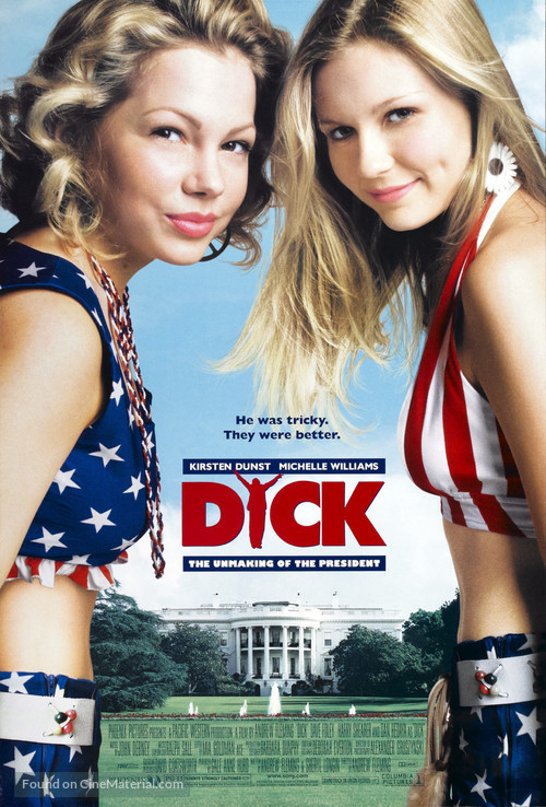 Dick - Movie Poster