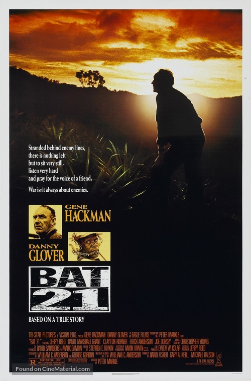 Bat*21 - Movie Poster