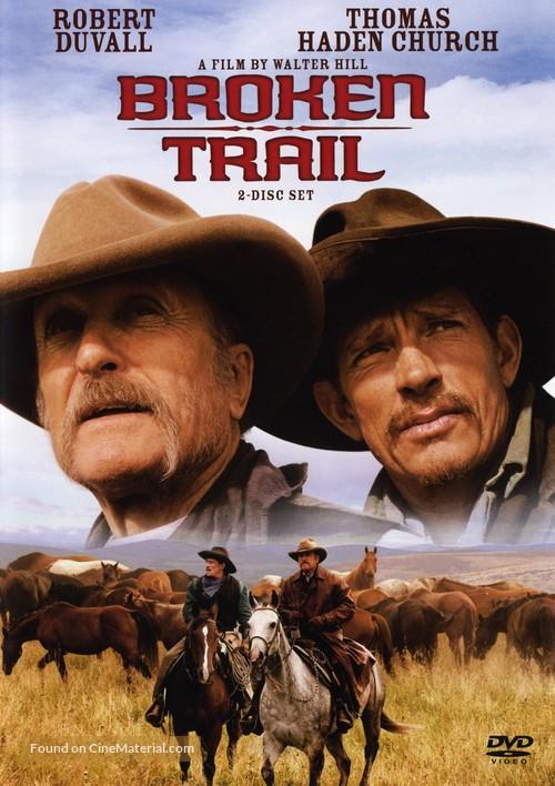 """Broken Trail"" - DVD movie cover"