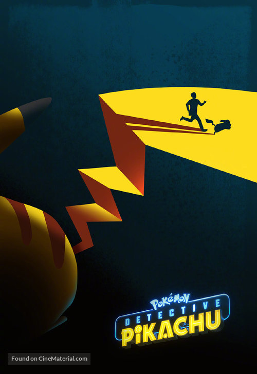 Pokémon: Detective Pikachu - poster