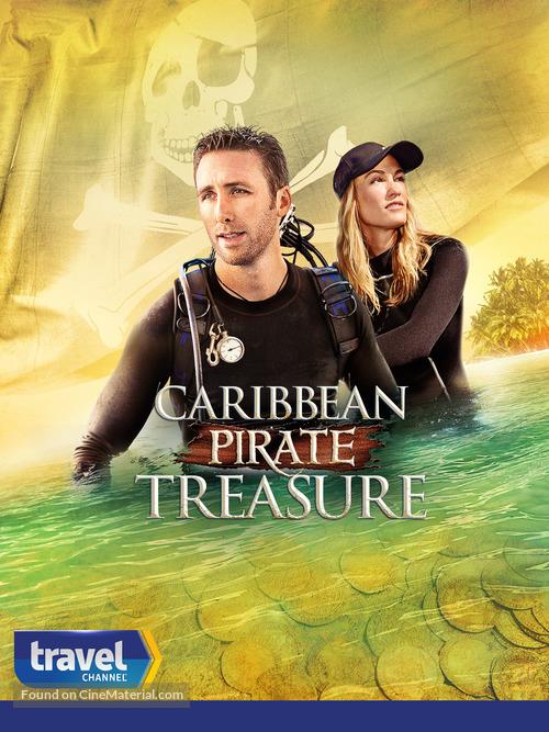 """Caribbean Pirate Treasure"" - Movie Poster"