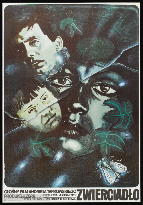 The Mirror - Polish Movie Poster