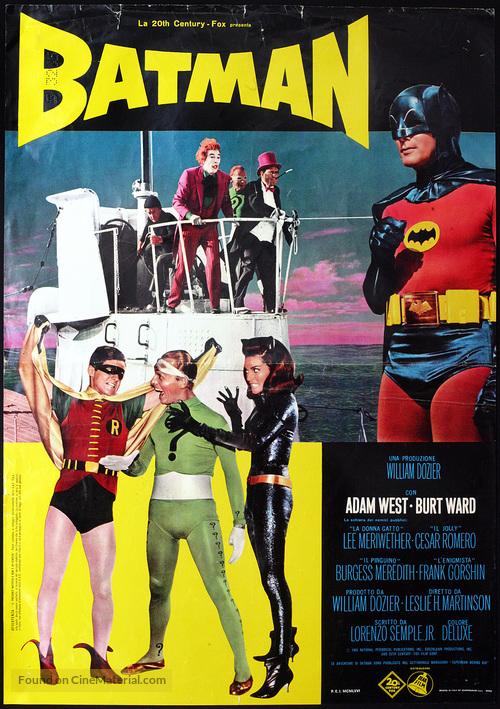 Batman - Italian Movie Poster