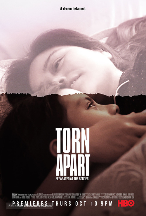Torn Apart: Separated at the Border - Movie Poster