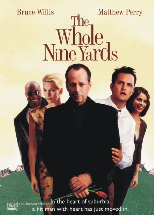 The Whole Nine Yards - Movie Cover