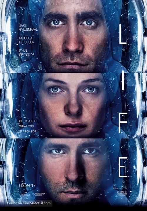 Life - Teaser movie poster