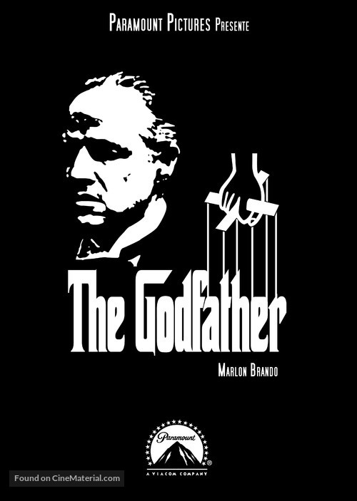 The Godfather - Movie Poster