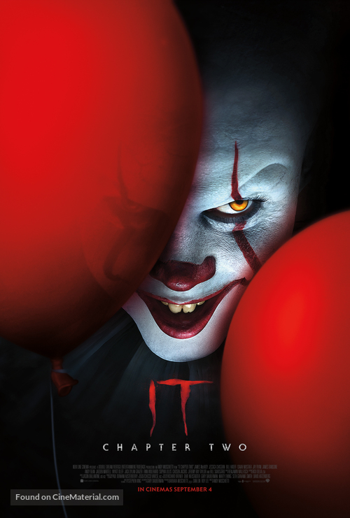 It: Chapter Two - Philippine Movie Poster