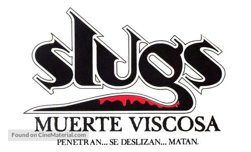 Slugs, muerte viscosa - Spanish Logo