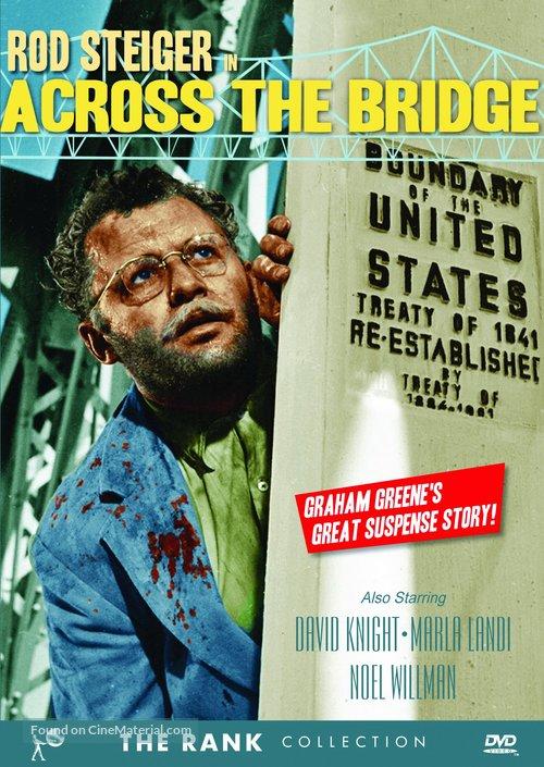 Across the Bridge - DVD cover