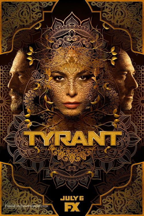 """""""Tyrant"""" - Movie Poster"""