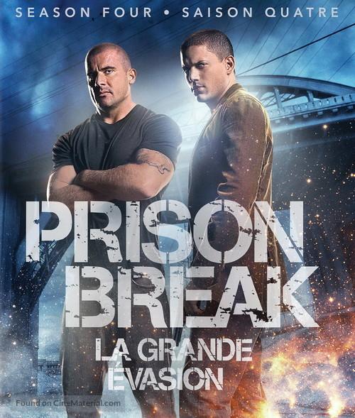 """Prison Break"" - Canadian Movie Cover"