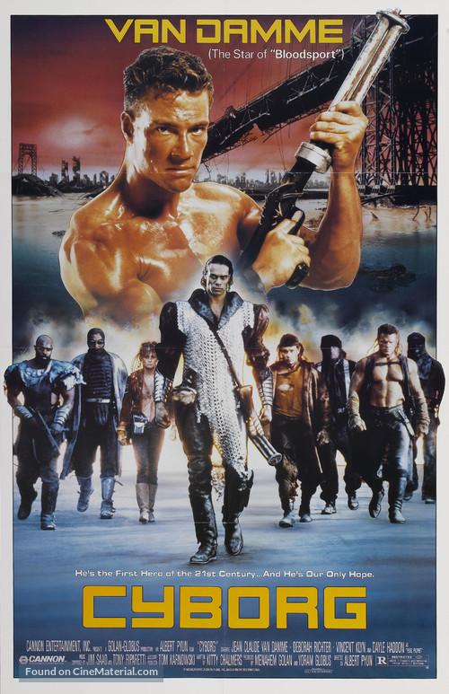 Cyborg - Movie Poster